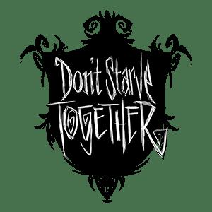 dont starve together logo