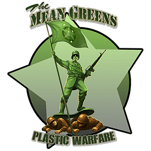 The Mean Greens Logo