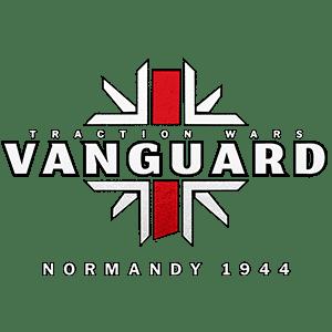 Vanguard Normandy 1944 Logo