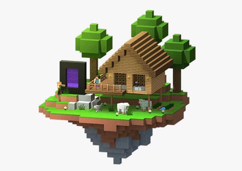 Minecraft Bedrock Image