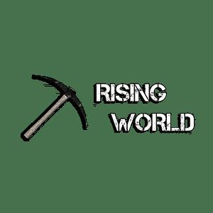 Rising World Logo